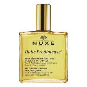Huile Prodigieuse®- Wielofunkcyjny suchy olejek twarz, ciało i włosy marki Nuxe na Sephora.pl