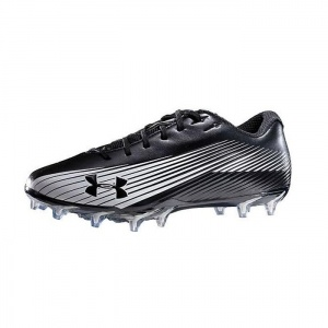 SALE - Under Armour Nitro II Football Cleats Mens Black Synthetic - Was $84.99 - SAVE $75.00. BUY Now - ONLY $9.98