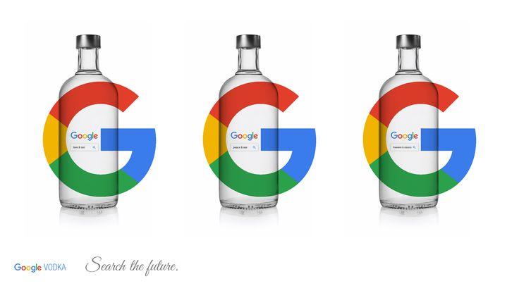 Google Vodka (personal exercise)