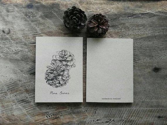 Handmade pocket journalUnlined Journal Handmade by MeiraDesign