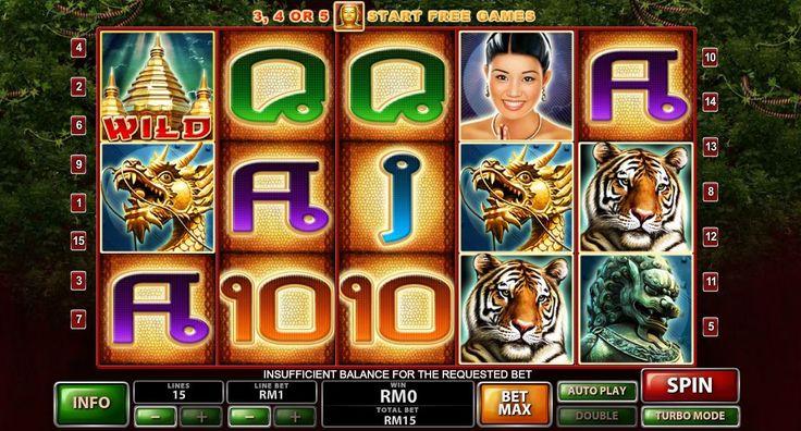 Jackpot Thailand Game