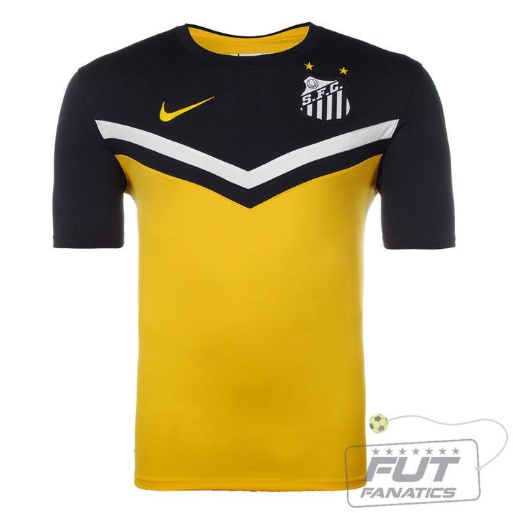 Lançamento camisa do Santos!