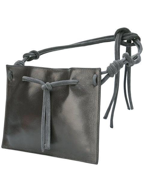 Shop Dorothee Schumacher Knots Deluxe belt.