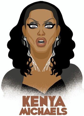 Kenya Michaels