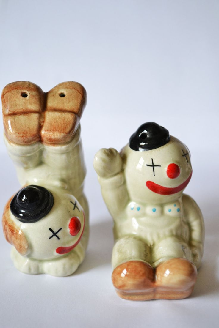 1441 Best Images About Salt And Pepper Shakers On