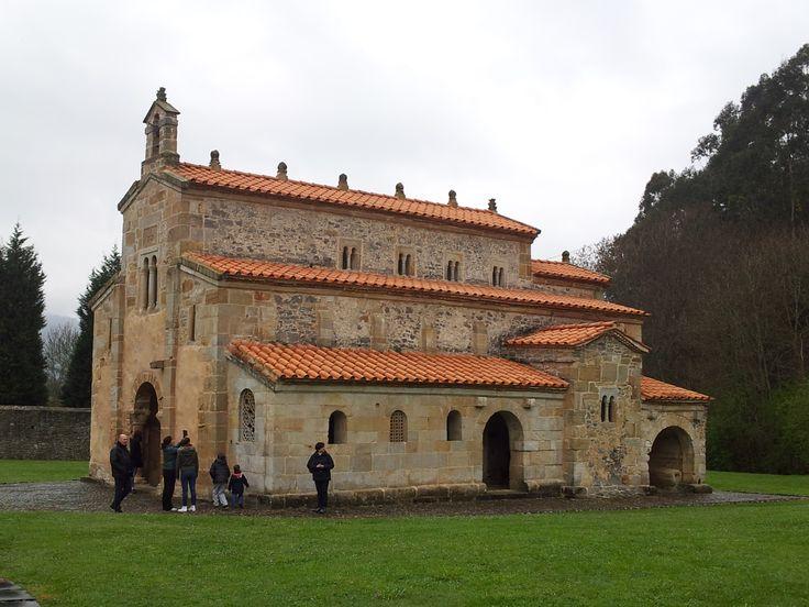San Salvador de Valdedios, Villaviciosa. Pulsa en la fotografía para ver #casas_en_Asturias.