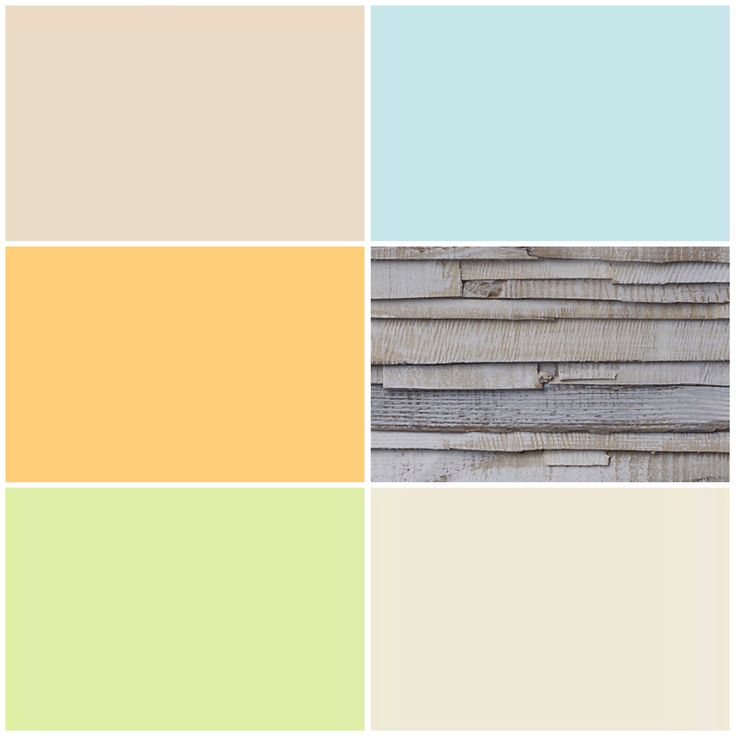 Paleta de colores clara