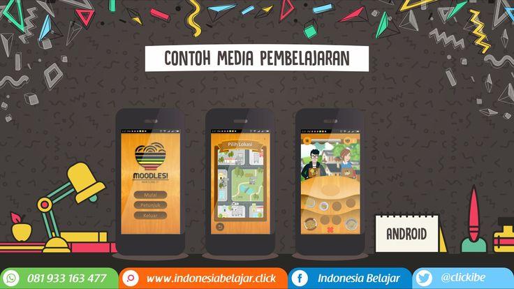 Contoh media pembelajaran berbasis mobile
