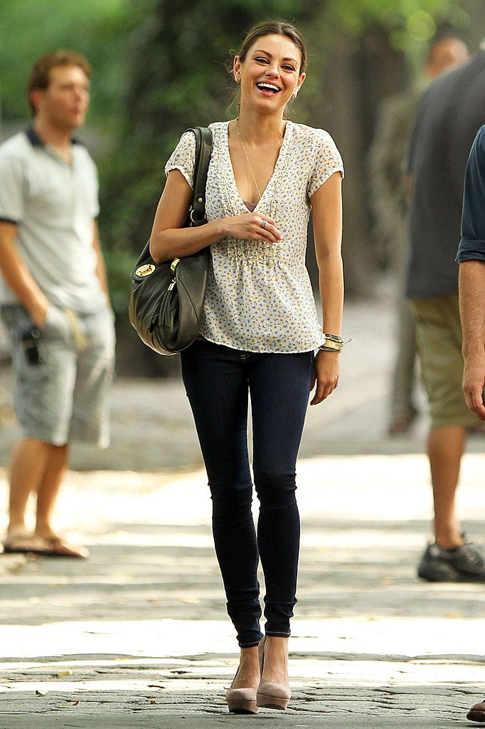 Mila Kunis Style Pictures and Profile | POPSUGAR Fashion
