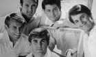 The Beach Boys Back then.....saw them sitting on pitchers mound at cleveland stadium high school:)