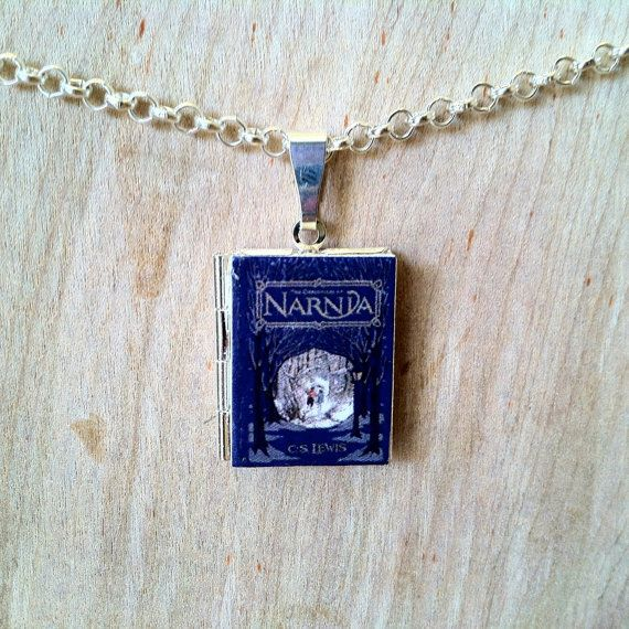 C.S. Lewis  The Chronicles of Narnia  Literary by MalteseMagpie, $20.00