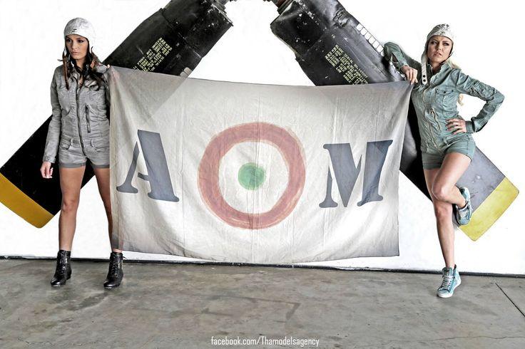 for Aeronautica Militare women's collection