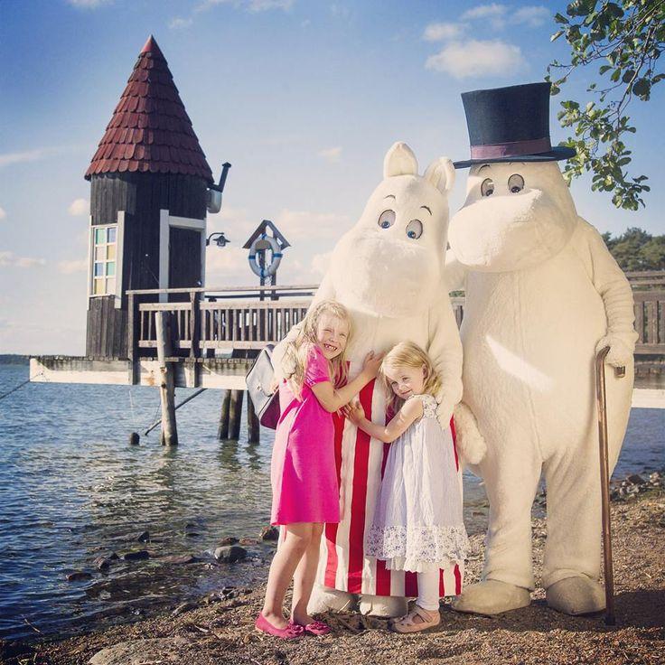 AuroraXplorer School Trip to Moomin World (Naantali, Finland)