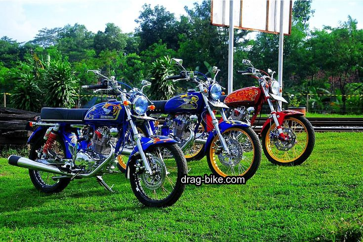 Modif Motor Cb 100 Glatik