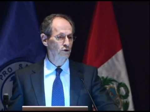 Dr. Michael Marmot : Conferencia Determinantes de la salud y las políticas pública PARTE 1
