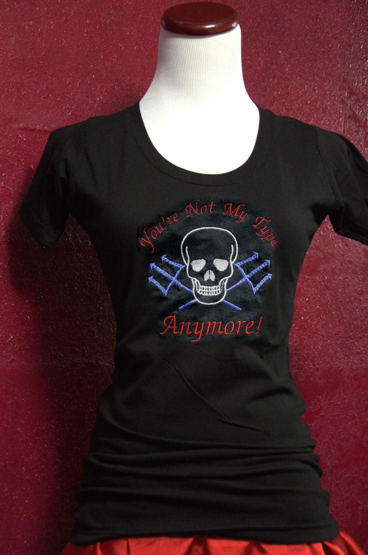 """Camp Half-Blood Shirt, Woman's Adult T-Shirt, """"You're not my Type Anymore"""" Percy Jackson/ Nico di Angelo inspired shirt, Percico by TheElliottsCloset on Etsy"""
