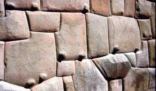 Mur Inca, Cuzco