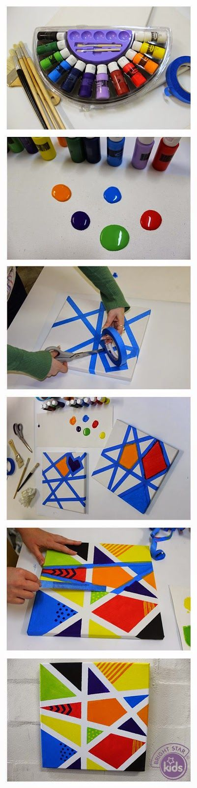 http://minikportakal.blogspot.com.tr  MiNiK PoRTaKaL: Bantlar Yardımıyla Sanat Çalışmaları