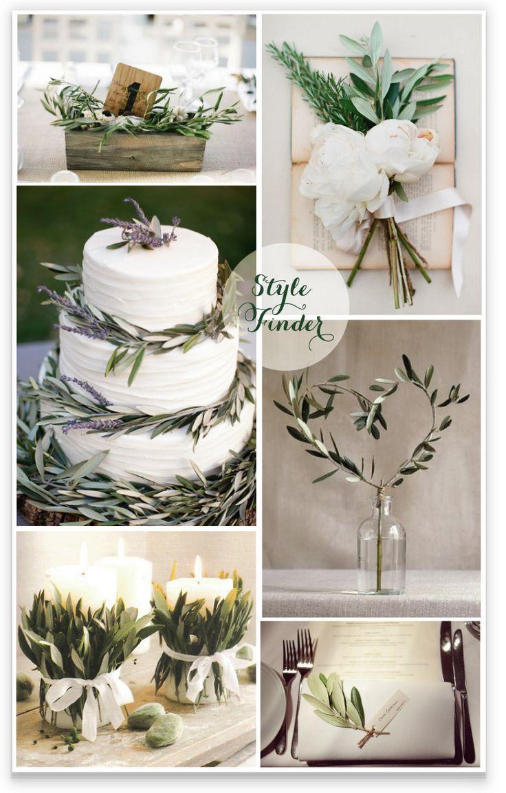 Fairy forecast style finder olive branches projects - Griechische tischdekoration ...