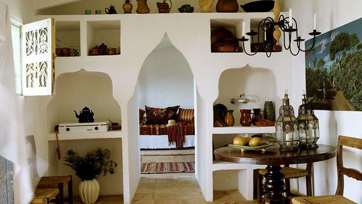 Casas Indígenas, Decoração Doméstica Indiana e Sala De Estar