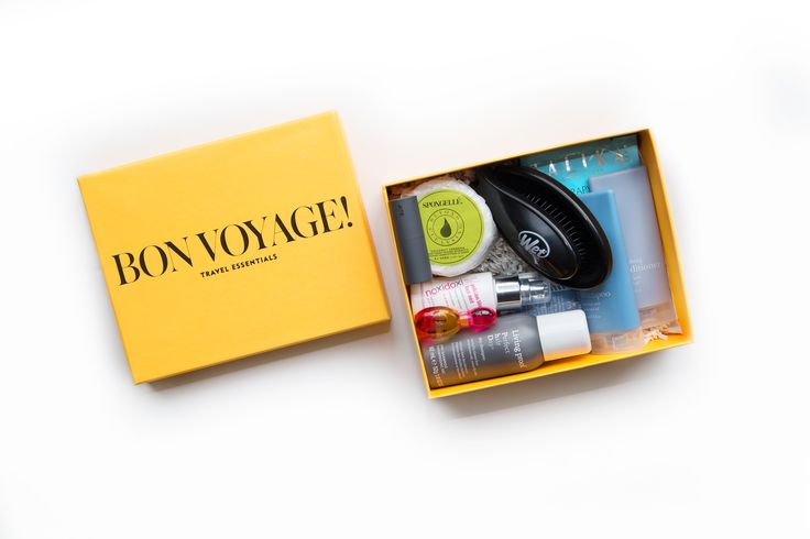 The *Allure* and *Condé Nast Traveler*‎ Beauty Box Is Here | Allure