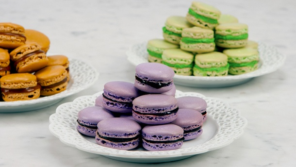 'Wow' your friends and family with these naturally gluten-free faves...French Almond Macaroons