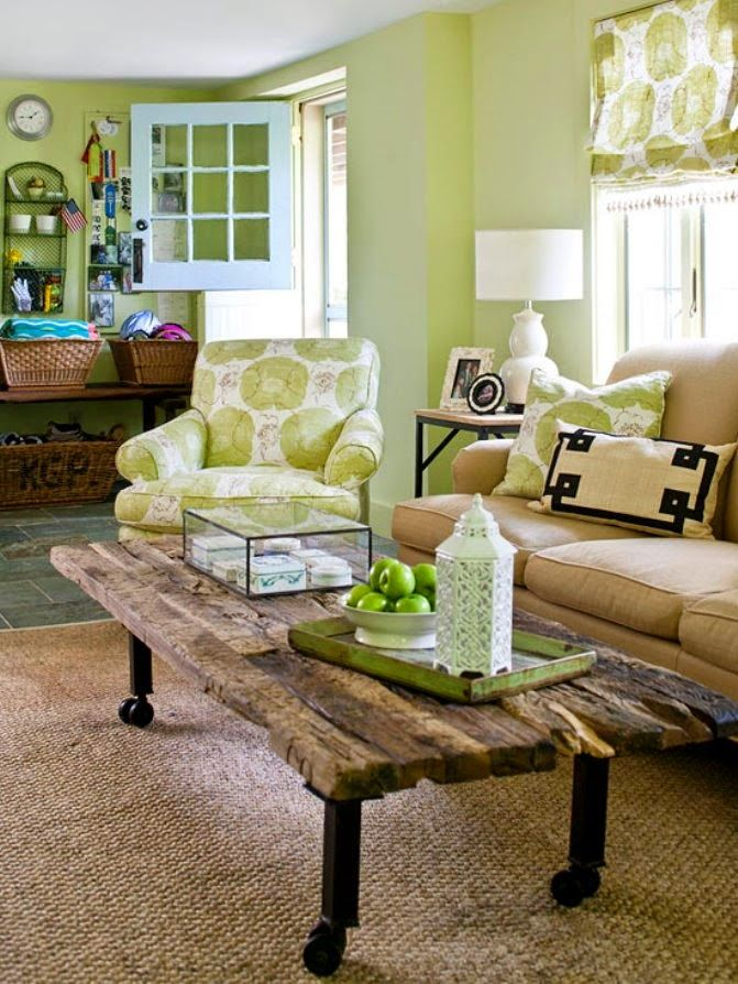 Better Homes And Garden Magazines April Color Palette Is So Pretty Inspiring For Spring Living Room