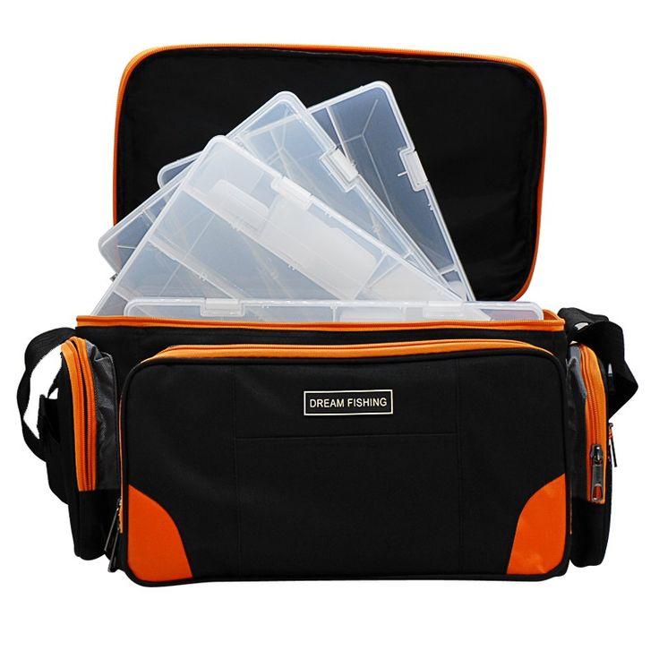Multifunctional Fishing Bag 372324cm Large Capacity Fishing Tackle Backpack Sac De Peche Bolsa De Pesca Carp Carp Acessorios