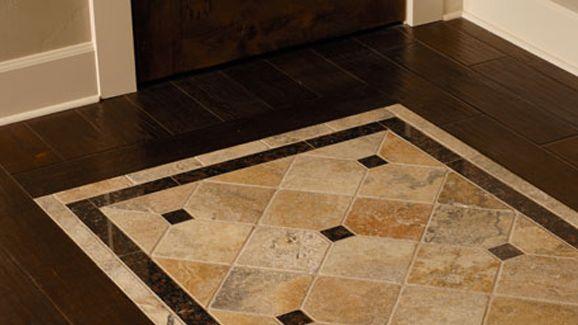53 best images about tile floor designs on pinterest for Wood floor contractors