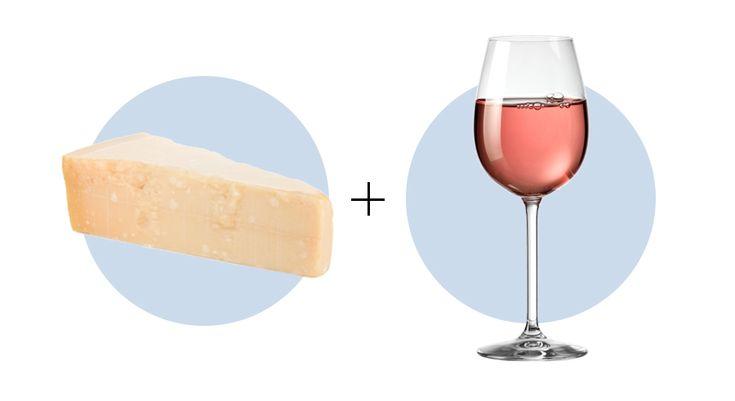 Ost och vin är en given kombination, men det gäller att välja rätt vin till rätt ost för att få ut det bästa av smakerna.