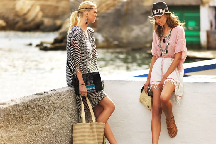 Wandering through the Greek Islands never was more stylish!