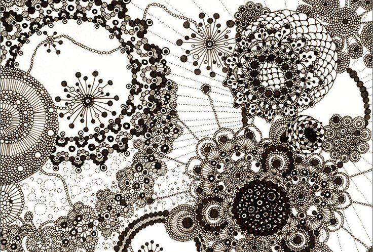 Jill Gallenstein - details up close.