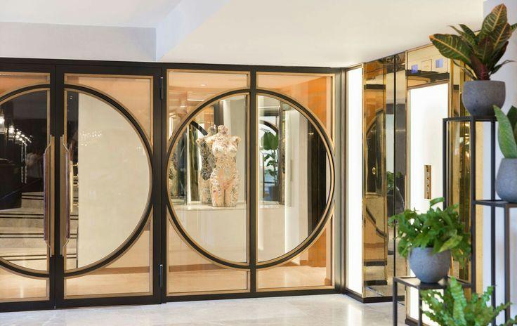 THE ATHENAEUM HOTEL & RESIDENCES IN LONDON'S MAYFAIR BY KINNERSLEY KENT DESIGN.