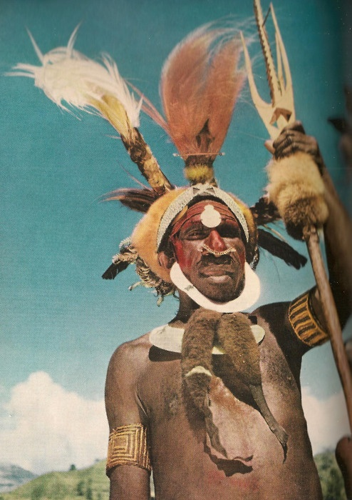 Can someone tell me about puberty among the Bundi people of New Guinea?