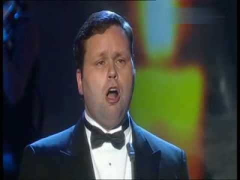 Paul Potts - Ave Maria 2007