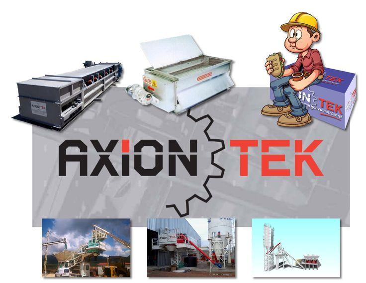 #Axiontek #Αξιοντεκ