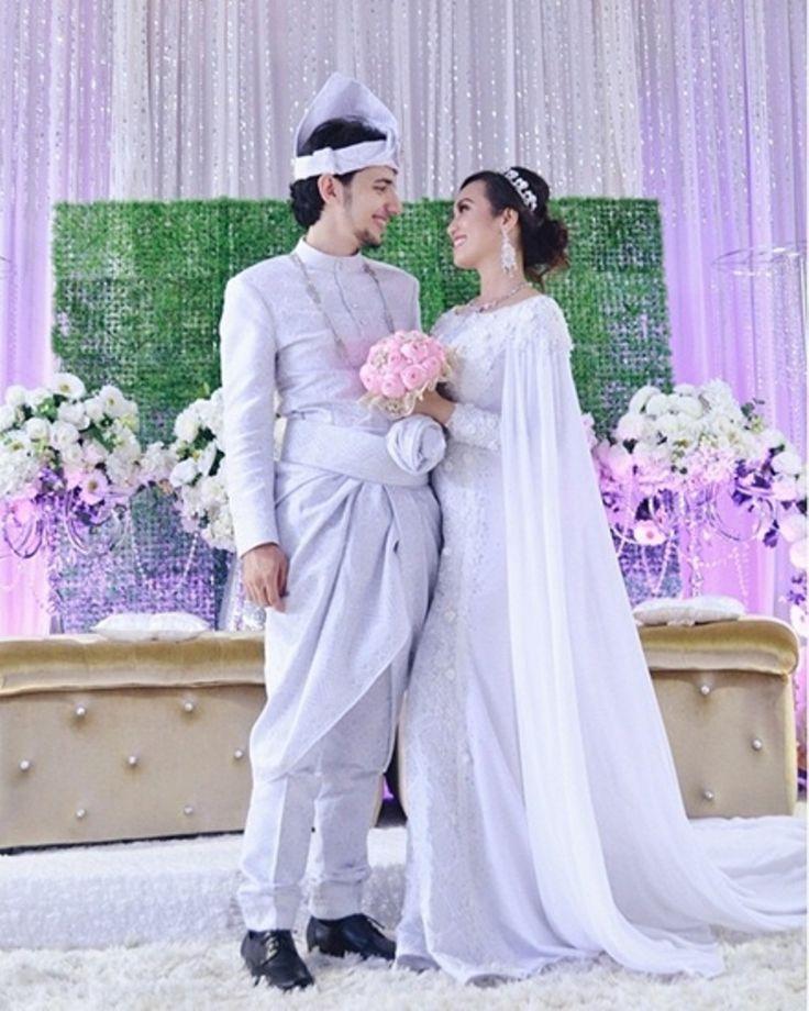 wedding of two countries.Malaysia & Palastine ♡