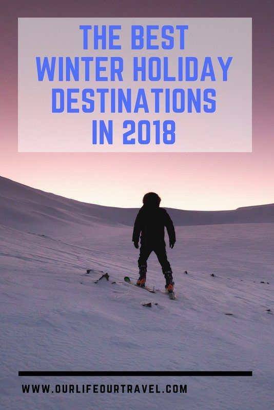 Top destinations for an active winter holiday. Explore the underrated and overlooked winter wonderlands. #winter #holiday #bestof