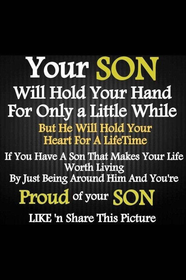 Mother Son Love Quotes Son Mother/son quotes facebook ...