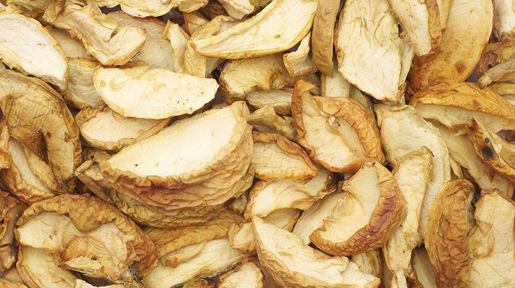 Rompi fame buonissimo, costa poco ed è semplice Manzanas secas.