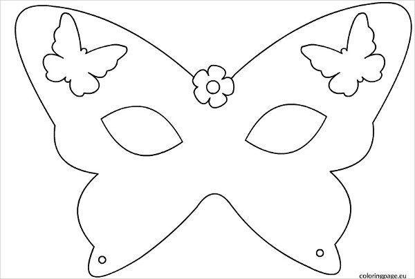 Masken Basteln Fur Kinder 22 Ideen Und Vorlagen 5