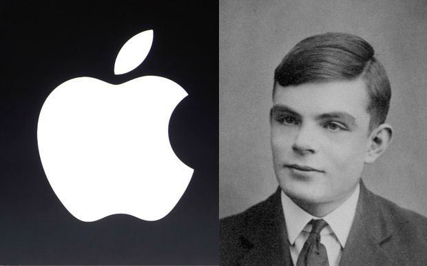 TIL that computer scientist and mathematician Alan Turing died after biting into an apple laced with cyanide. It was rumored that the Apple Inc. logo had a bite taken from it to represent the poison apple. The designer has said it wasn't but Its a wonderful urban legend.
