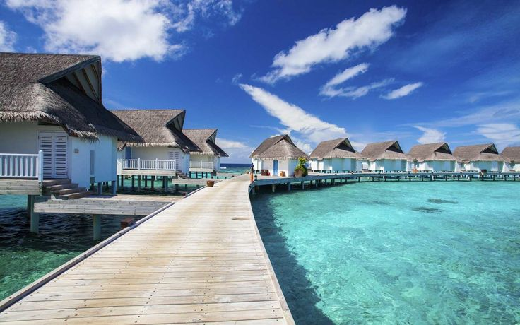 10 Stunning All-inclusive Resorts in the Maldives | These 10 resorts in the Maldives are all-inclusive, making paradise somehow even more relaxing.