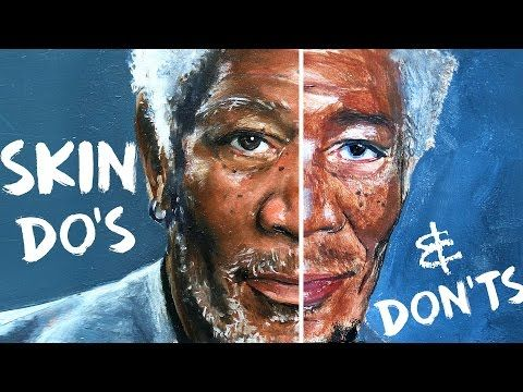 Do's and Dont's of Skin Tones Painting | How To Paint Skin - YouTube https://www.youtube.com/watch?v=zXcXzAp_-ns