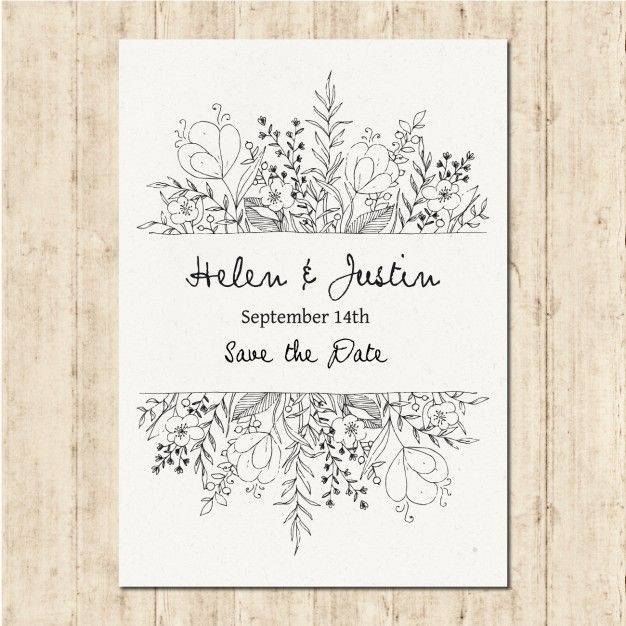 pretty layout with a floral theme