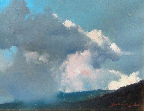 Zhaoming Wu :: Astoria Fine Art Gallery in Jackson Hole