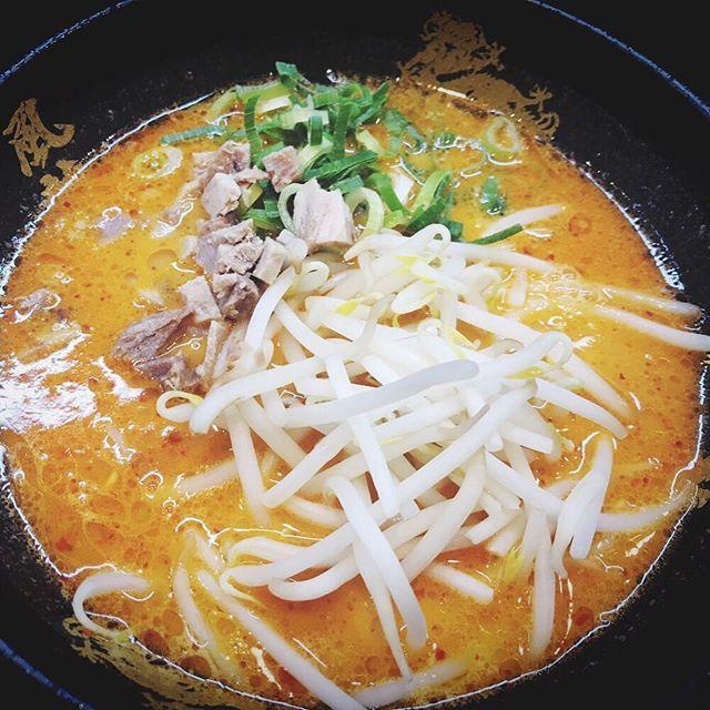 辛い味噌ラーメンですψ(´ڡ`♡) ✽.。.:*・゚ ✽.。.:*・゚ ✽.。.:*・゚ ✽.。.:*・゚ ✽.。.:*・゚ ✽.。.:*・゚ ✽.。.:*・゚ ✽.。.:*・゚ ✽.。.:*・゚ ✽.。.:*・゚  #ソース #野菜 #辛い  #noodle #noodles #日本 #おいしい  #昼ごはん #晩ご飯 #にく #辛い味噌  #辛い味噌ラーメン #柔らかい  #麺 #ランチ  #辛い味噌らーめん #味噌  #みそ #めん #肉 #japan #food #yummy #dinner #lunch  #ねぎ #日本料理  #夕食  #スープ  #ラーメン