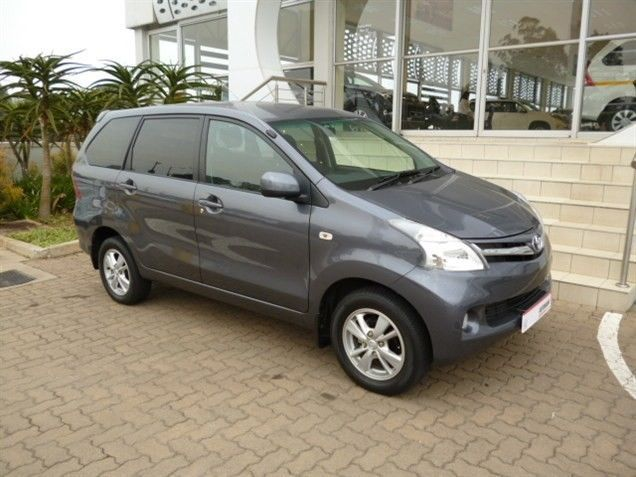 You Need to Own this Sizeable 2013 #Toyota #Avanza 1.5 TX Facelift. This Multi Purpose Vehicle is Grey in colour and comes with a Nippy 1.5 Petrol Engine. It has a Manual Transmission with a Low Mileage of Just 22 500Kms on the clock, For the Incredible Deal of Just R192 990. Amazing Extras: Airbag - Driver & Passenger / Alarm / MP3 Player Radio/CD +More. Contact Keith Rabilal Now on 082 323 1303 / 031 737 1500 or Email keithr@smg.co.za. Like Us…