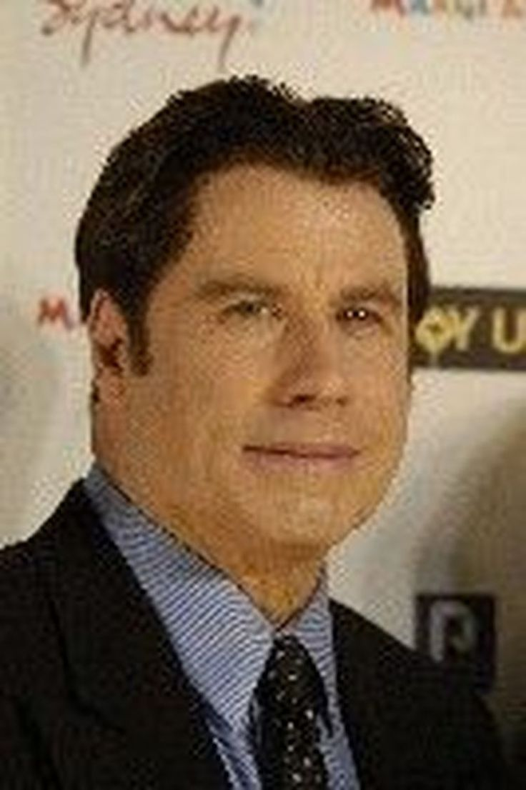 Famous Dancer John Travolta