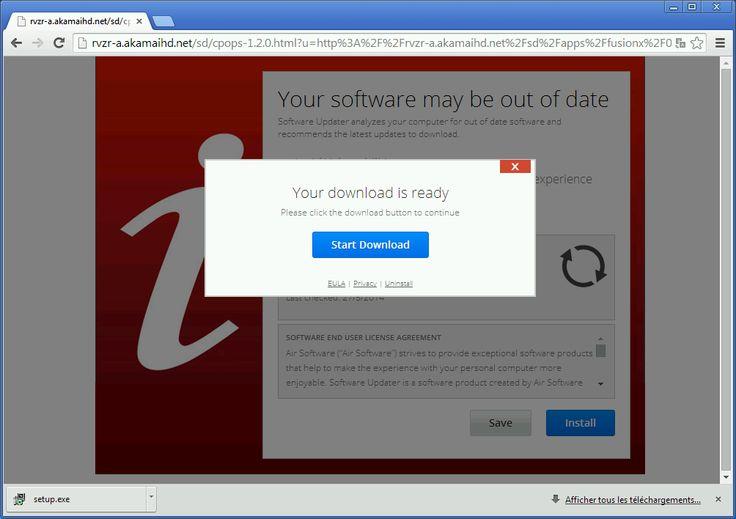 Comment supprimer akamaihd, l'un des pires adwares du Web ?
